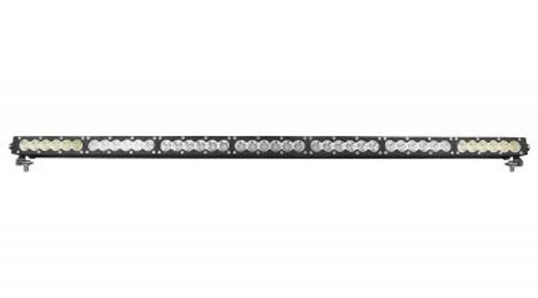Polaris RZR 43 Inch LED Light Bar Single Row 210 Watt Combo Carbon Series by Quake LED