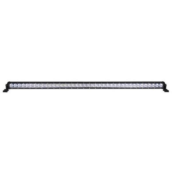 Polaris RZR 52 Inch LED Light Bar Single Row 144 Watt Combo Obsidian Series
