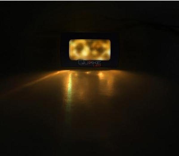 Polaris RZR 3 INCH 10W FLOOD RGB ACCENT SEISMIC SERIES