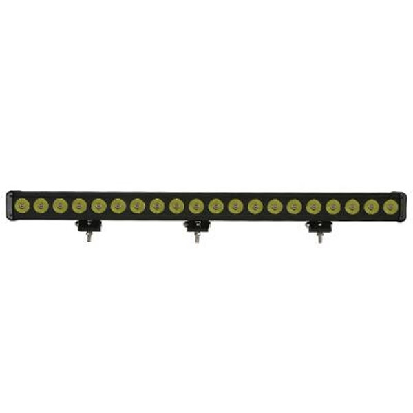 Polaris RZR 37 Inch Led Light Bar Single Row 200 Watt Spot Rogue Series