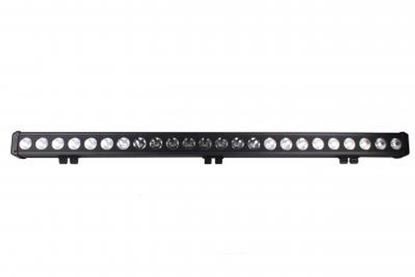 Polaris RZR 44 Inch LED Light Bar Single Row 240 Watt Spot Rogue Series by Quake LED