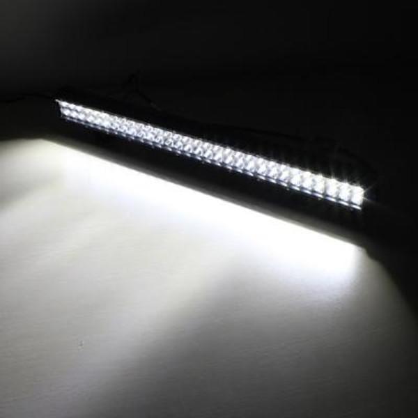Polaris RZR 28 Inch LED Light Bar Dual Row 180 Watt Combo Defcon Series
