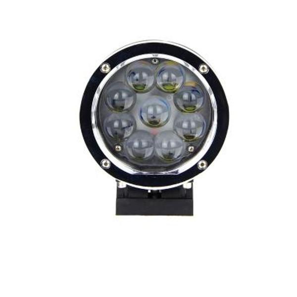 Polaris RZR 5.5 Inch Work Light 45 Watt Flood/Spoot Magnitude Series by Quake LED
