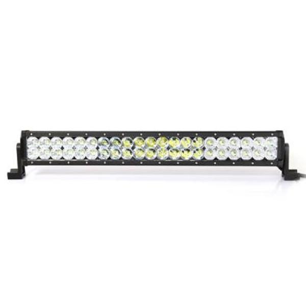 Polaris RZR 23 Inch LED Light Bar Dual Row 126 Watt Combo Ultra II Series