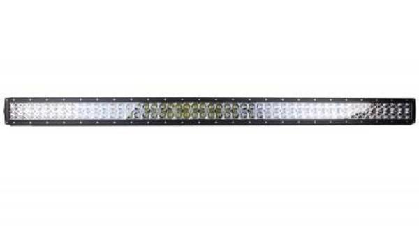 Polaris RZR 50 Inch LED Light Bar Dual Row 288 Watt Combo Ultra II Series by Quake LED