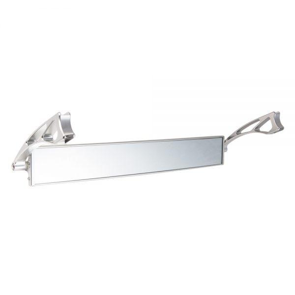 Polaris RZR 17″ Wide Panoramic Rearview Mirror – 6″ Long Arms