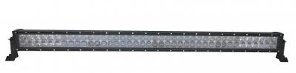 Polaris RZR 42 Inch LED RGB Light Bar Dual Row 240 Watt Combo Ultra Accent Series Quad-Lock/Interlock