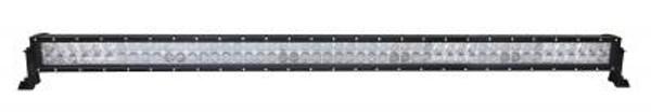 Polaris RZR 50 Inch LED RGB Light Bar Dual Row 300 Watt Combo Ultra Accent Series Quad-Lock/Interlock