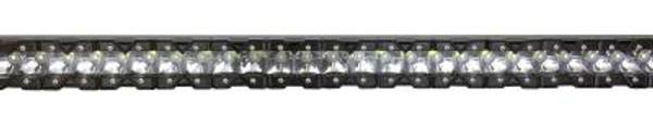 Polaris RZR 53 Inch LED Light Bar Single Row 250 Watt Super Spot Monolith Slim Series