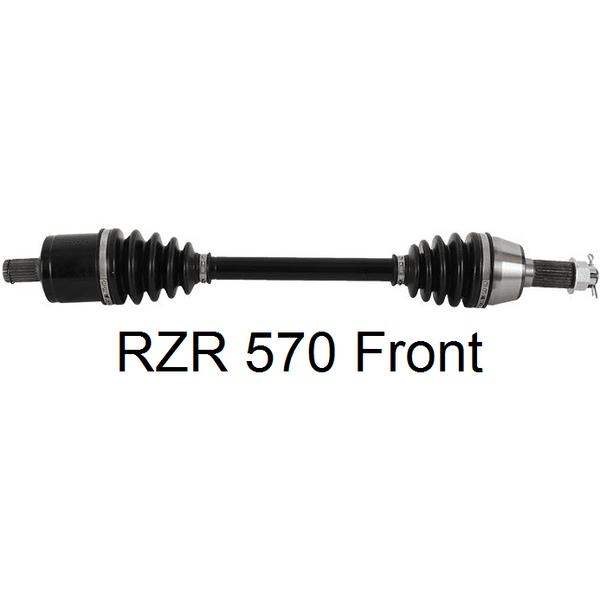 Polaris RZR 570   S 570 6 Ball Axle