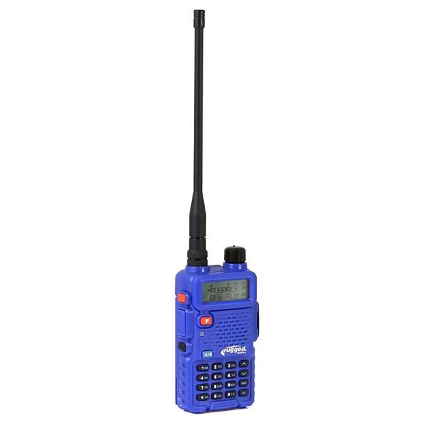 Polaris RZR 5-Watt Dual Band (UHF/VHF) Radio Kit
