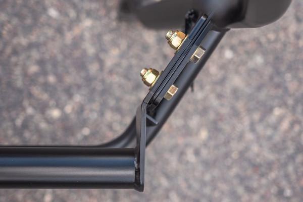 Polaris Rzr 4 Bolt In Click 6 Front Harness Bar