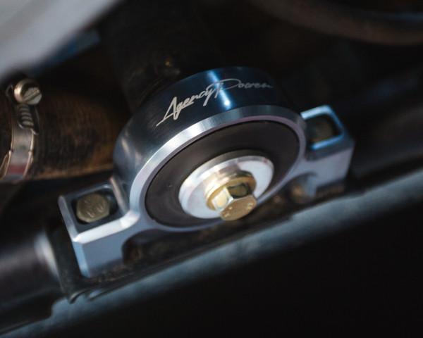 Polaris Polaris RZR S 1000/XP/XP4 Turbo/ 2 Piece Upgraded Motor Mount Kit by Agency Power