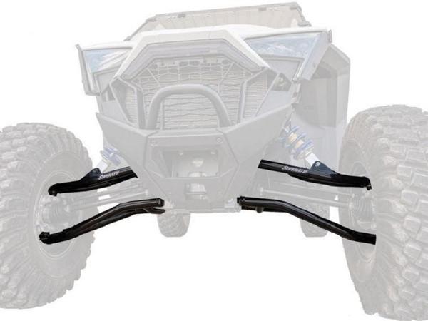 "Polais RZR Pro XP High Clearance 1.5"" Forward Offset A-Arms By Super ATV"
