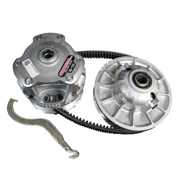 Polaris RZR 1000 Primary And Secondary Clutch Kit by Duraclutch