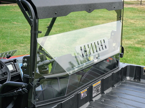 Polaris RZR 150 Youth Roof and Windshield Combo