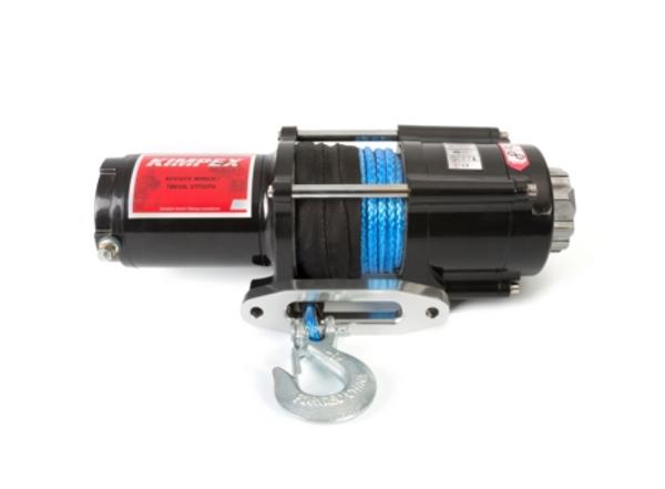 Polaris RZR 4500 lbs Winch Kit Distance Remote by Kimpex