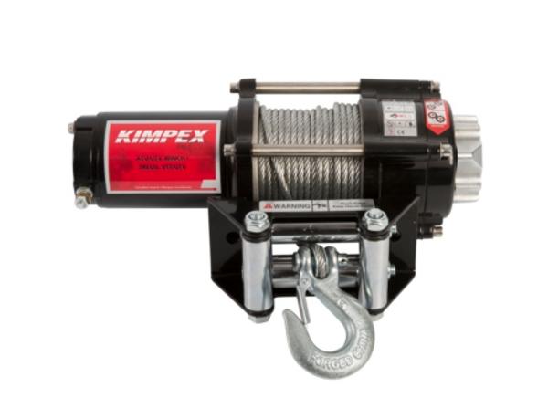 Polaris RZR 2500LBS Winch Kit by Kimpex