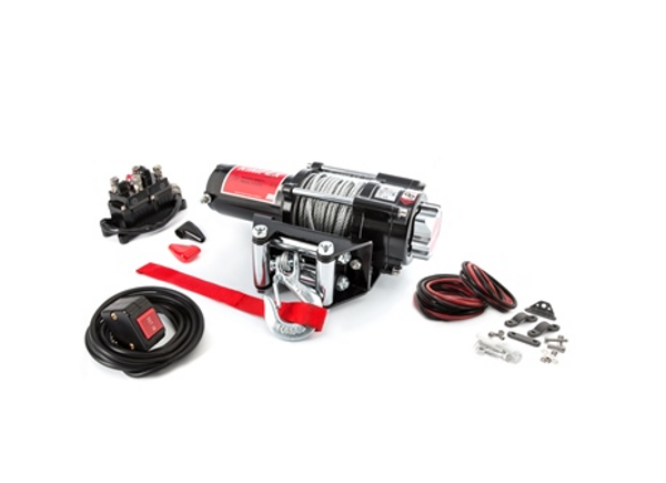 Polaris RZR 2500LBS Winch Kit by Kimpex (EPRZR)