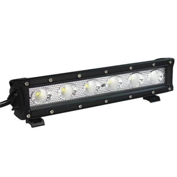 Polaris RZR 10 Inch Single Row LED Light Bar by Open Trail
