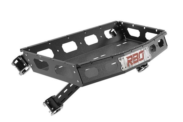 2018-Current Polaris RZR XP Turbo S Cargo Rack  by RazorBack Offroad