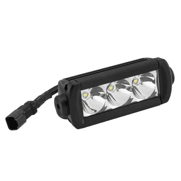Polaris Ranger 5.5 Inch Single Row Hi Lux Light Bar by Quad Boss