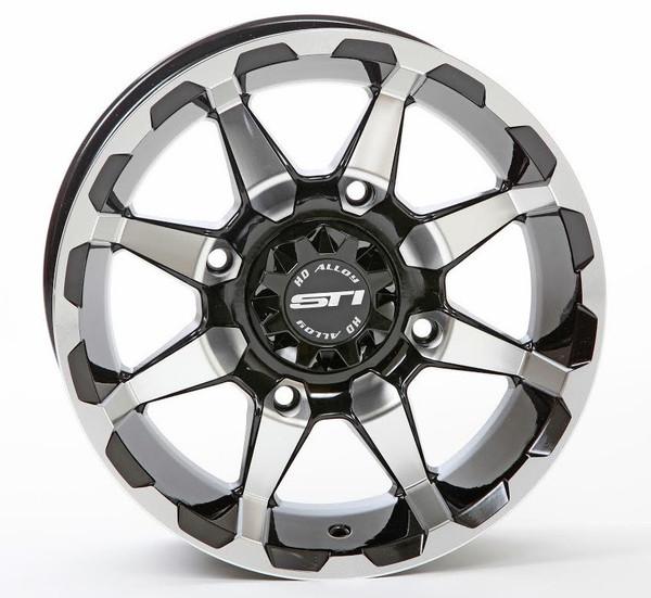 "Polaris RZR 14"" Hd6 Atv Wheels/Rims"