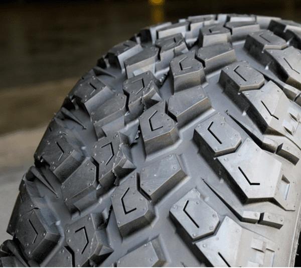Polaris RZR 170 MSA M20 Kore Wheels w| EFX Hammer Tires