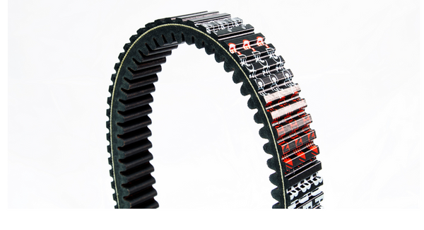 Polaris RZR XP G-Force RedLine CVT Drive Belts by Gates