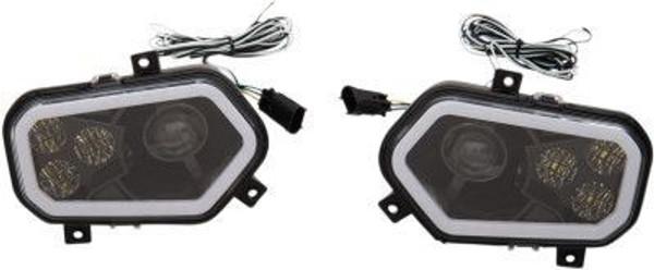 Polaris ACE 325/500/570/900 LED Headlights by Moose