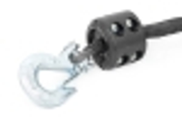 Polaris RZR 4500lb Utv/Atv Electric Winch W/ Synthetic Rope
