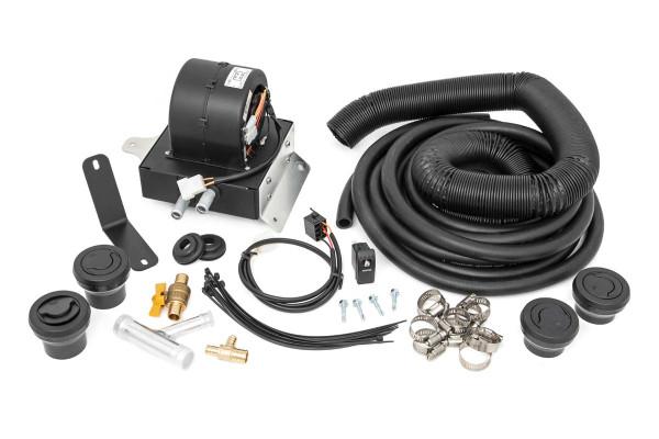 Polaris RZR 1000 / XP 1000 16K BTU Hidden Fan Heater Kit by Rough Country