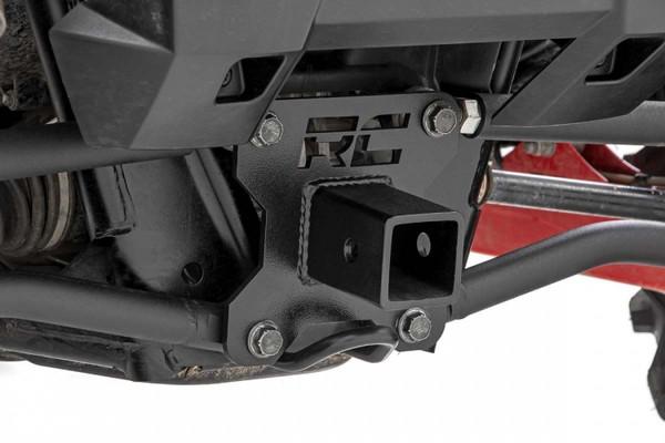 Polaris RZR 1000 2014-20 2in Receiver Hitch Plate