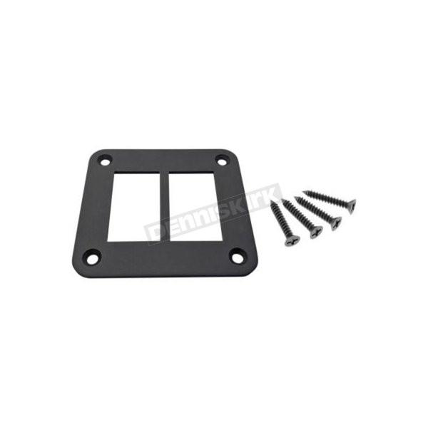 Polaris RZR 2 Switch Dash Plate by Moose