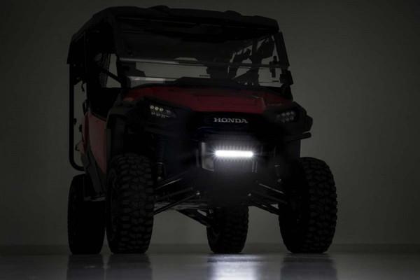 Polaris RZR 10-Inch Slimline Cree LED Light Bar (Black Series)