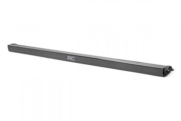 Polaris RZR 50-inch Straight Cree LED Light Bar - (Single Row | Black Series)