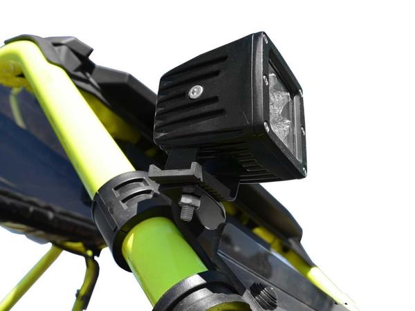 "Polaris RZR 1.75"" Cage Light Mounting Brackets by SuperATV"