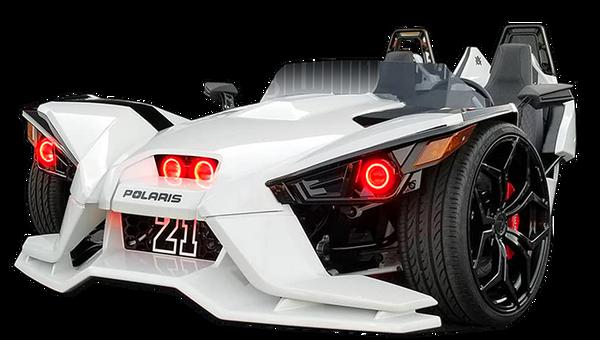 2015-2019 Polaris RZR Slingshot LED Headlight Halo Kit by Oracle Lighting