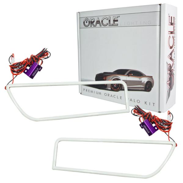 Polaris RZR 1000 XP Headlight Halo Kit by Oracle Lighting