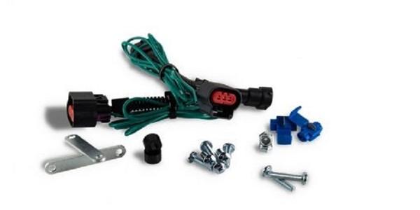 Polaris RZR 570 / 800 / 900 Aftermarket LED Headlight Adapter Kit by Quad Logic