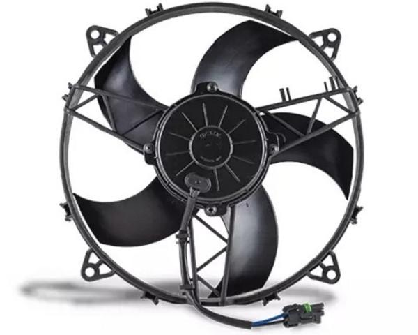 Polaris RZR 570 / 800 Radiator Cooling Fan and Motor by Quad Logic