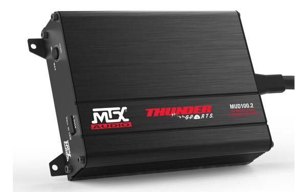 Polaris RZR 200W RMS 2-Channel Amplifier by MTX Audio