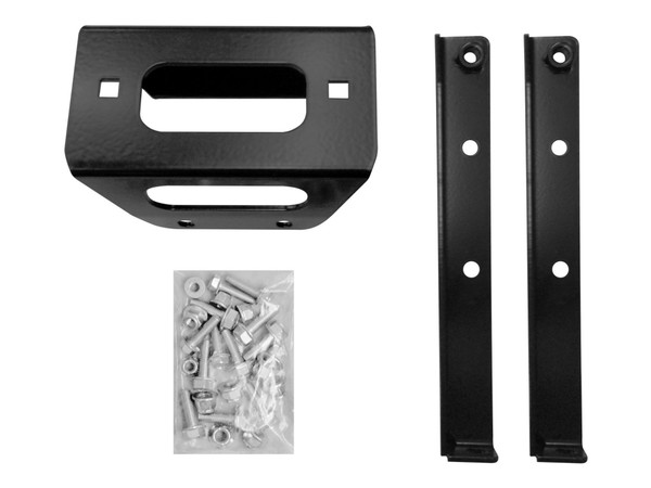 Polaris RZR 570 / 800 / XP 900 Winch Mounting Plate (4500 lb Winches)
