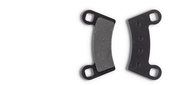 Polaris RZR 570 Front Brake Pads by Quad Logic
