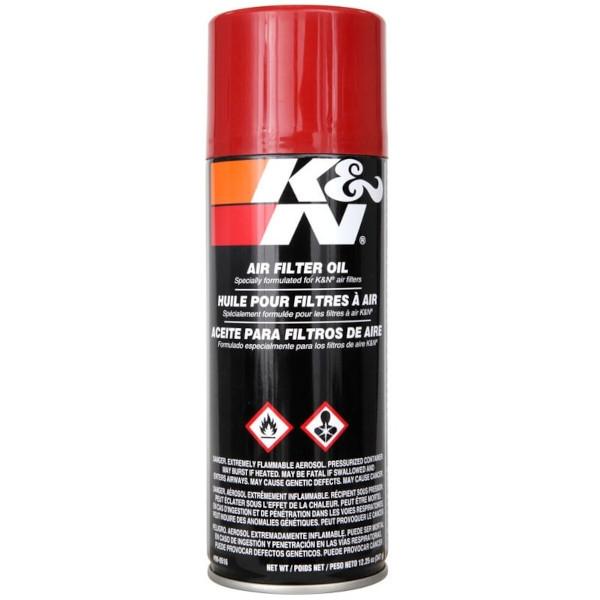 Polaris RZR 12 Oz Air Filter Oil by K&N
