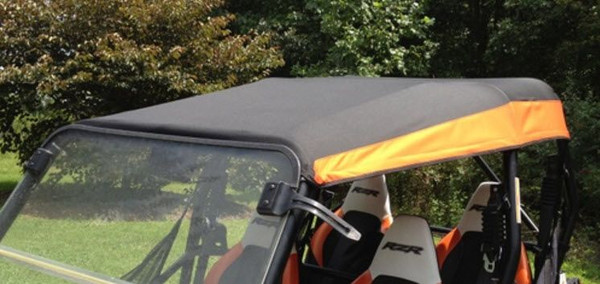 Polaris RZR 4 800 / XP 900 Roof by Green Mountain Outdoors