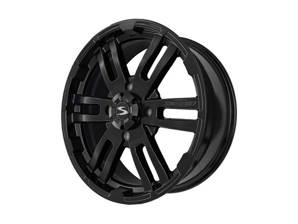 "Polaris RZR 20 Inch Healy Fast Series (5"" Wide) Wheels by SuperATV"