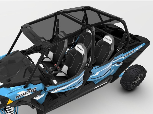 Polaris RZR 4 900/1000 Tinted Poly Hard Roof by Spike powersports
