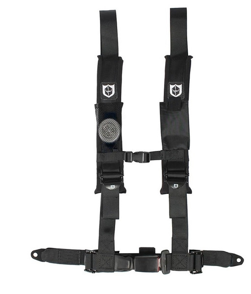 """Polaris RZR 4 Point 2"""" AutoStyle Harness (Passenger Side) by Pro Armor"""