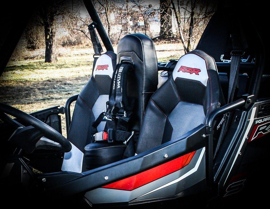 Polaris RZR Bump Seat